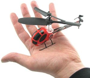 Palmsize RC Helicopter