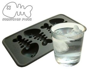 Fish Bone Ice Cube Tray