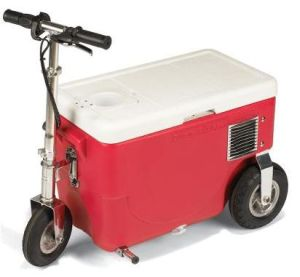 Rideable Cooler
