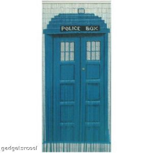 Ebay Watch - Dr Who Tardis Bamboo Curtain