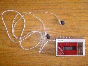 iPod Walkman