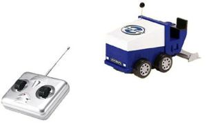 Miniature rc zamboni mobile venue for Floor zamboni