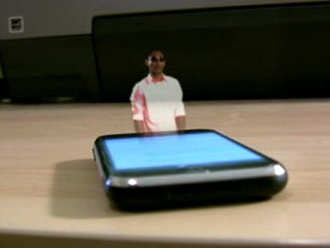 holographic-text-messages