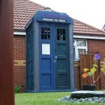 The TARDIS Shed