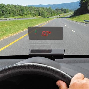 Car Speed Display
