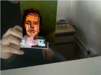 Augmented-Reality-Business-Card