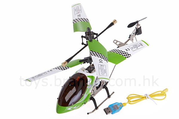 USB-Helicopter