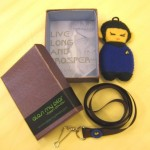 Spock Jr. USB Flash Drives