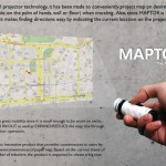 Maptor Concept Mapping Projector