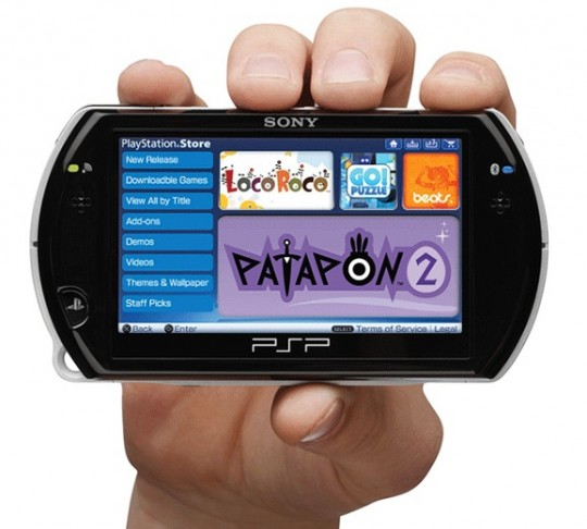 Sony PSP Go Downloads to start at €1 - Mobile Venue