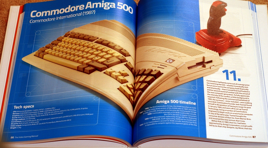 Haynes-The-Video-Gaming-Manual-Commodore-Amiga-500