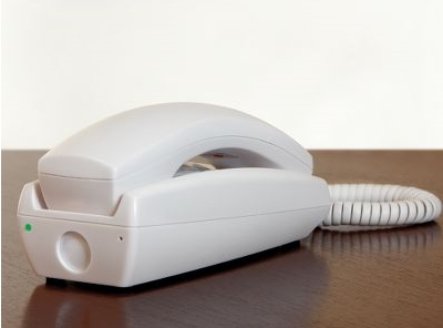 Motion-Detecting-Telephone