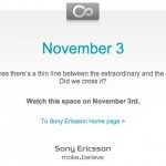 Sony Ericsson Xperia X10 Android Phone to be Announced