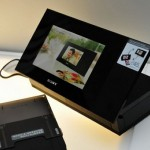 Sony DPP-F700 Digital Photo Frame and Printer Combo