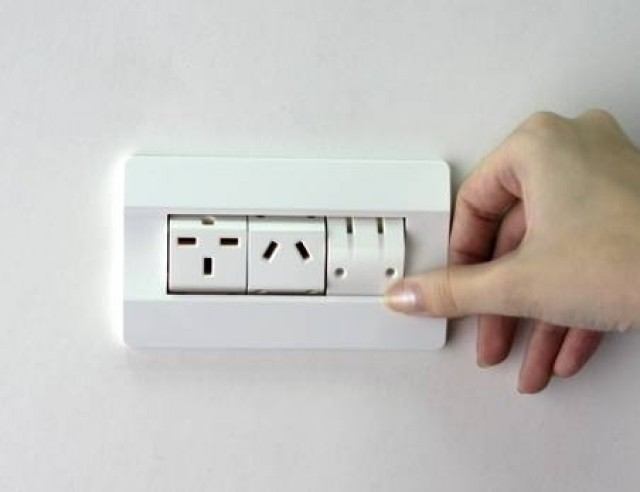 Spinning-Power-Outlet