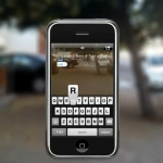 Type and Walk iPhone Application Launched