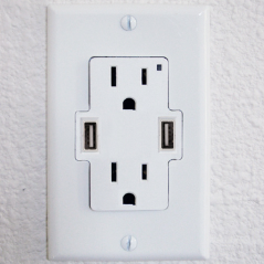 USB-Power-Outlet