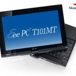 ASUS Eee T101MT gets an Intel Atom N450 Processor