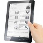 ASUS DR-900 eBook Reader Launched