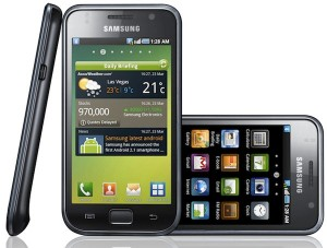 samsung galaxy i9000 2 300x227 Galaxy S to Get Android 2.3 Gingerbread Update Very Soon