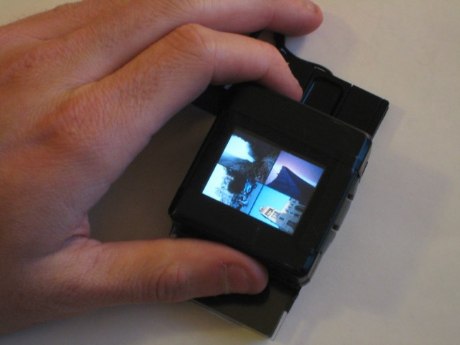 Minput Multipoint Optical Tracking Device Turns Small