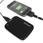 Pebble Portable Charger can charge iPhone four times over