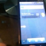Google Android 2.2 Froyo hacked on to HTC EVO 4G