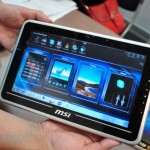 MSI WindPad 100 Unveiled at Computex 2010