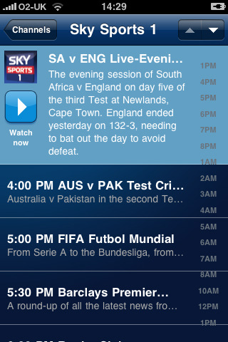 Sky Mobile TV iPad App Launches - £35/Month Wanted - Mobile