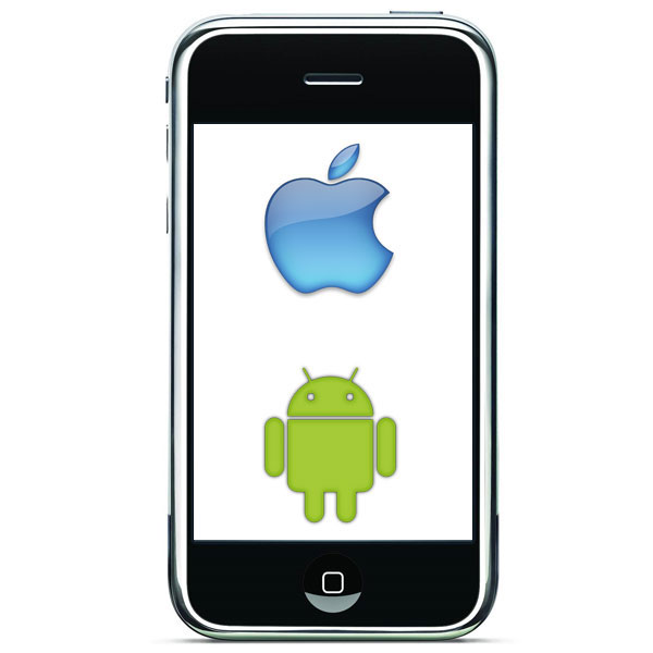 Apple iPhone running Android - Installation Just got Easier - Mobile