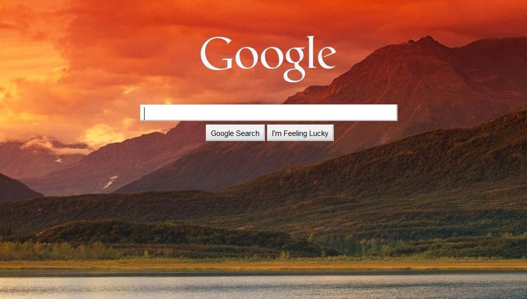 how to change google background in mobile