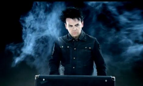 Cars Gary Numan Track Played With Real Cars Mobile Venue