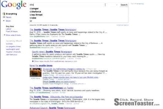 how to get noticed on google search