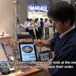 Apple iPad Used to Self-Order at Restaurants