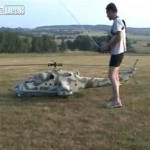 Top Ten Custom RC Helicopters