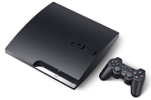 The Sony Playstation 3 Slim