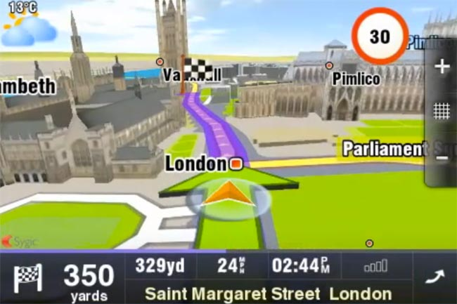 Sygic Mobile Maps Android