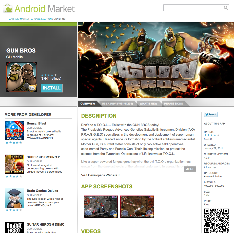 android market free download for tablet