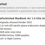 Refurbished MacBook Air Drops $170 - Refresh Coming Soon?