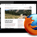 Firefox for Tablets Design Revealed