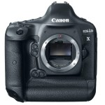 Canon EOS-1D X Announced