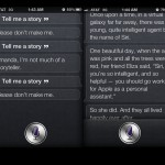 If You Nag Siri Enough, It Will Tell You a Story
