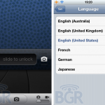 iOS 5.1 GM Might get Japanese Siri and Slide to Camera