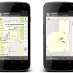 Android Version of Google Maps Updated