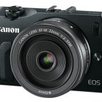 Canon EOS M Camera Photo Leaked