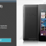 Google Nexus 7 16GB back in stock at Google Play