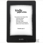Kindle Paperwhite with backlit display revealed/leaked