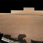 Mars GigaPan image uploaded for your perusal