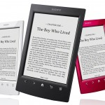 Sony Reader PRS-T2 now available