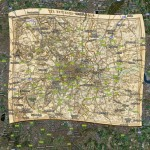 Old Maps from 1630 to 1930 Overlays on to Google Maps